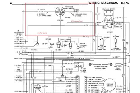 mopar wiper motor wiring diagram wiper switch diagram 7 pin wiper free engine image for