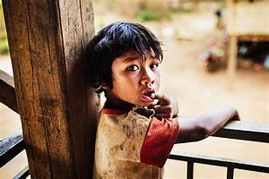 Cambodian child sex trade supported by parents
