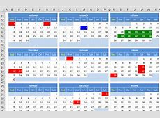kalendar kuda 2017 Xmas