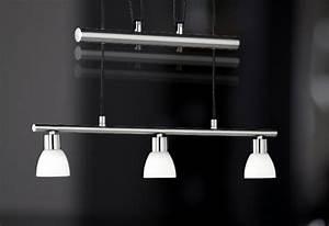 Wofi Leuchten Ersatzteile Trafo : led h ngeleuchte 12 watt deckenlampe h henverstellbare spot leiste wohnzimmer beleuchtung wofi ~ Orissabook.com Haus und Dekorationen