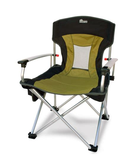 new age vented back outdoor aluminum chair from innovative