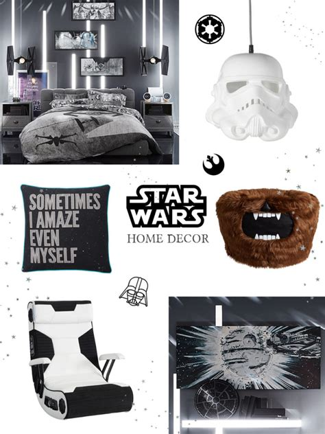 wars home decor chic nerdy home decor bakery