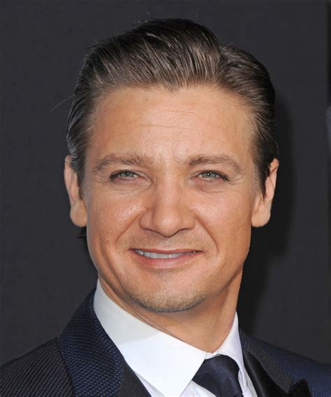 Jeremy Renner Hairstyle Hairstyles Vip