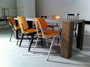 Stühle Im Eames Stil : 4 215 stahlrohr holz st hle stapelstuhl bauhaus gastro stuhl eames eiermann stil ~ Indierocktalk.com Haus und Dekorationen