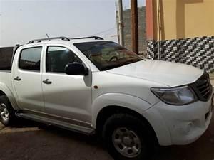 Pick Up Voiture : vente voiture pick up hilux djibouti ~ Maxctalentgroup.com Avis de Voitures