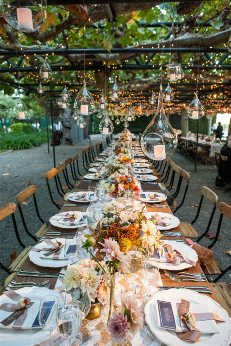 breathtaking napa valley wedding modwedding