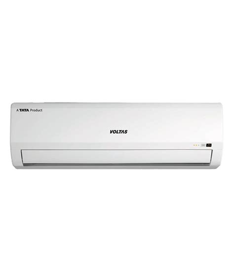 air conditioners midea voltas 1 5 ton 5 185 cy split air conditioner white