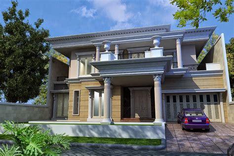 gambar desain rumah ukuran  rumah zee