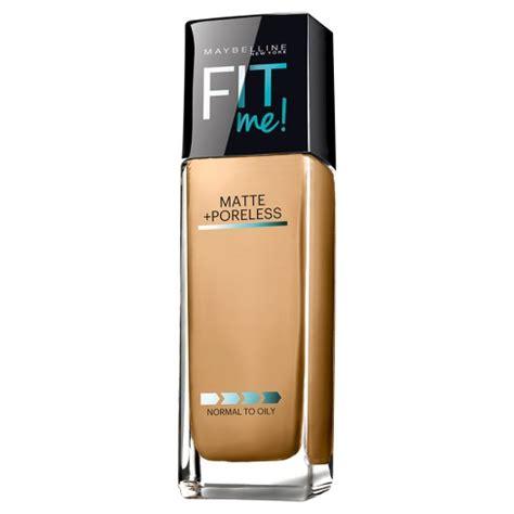 maybelline fit  matte poreless foundation  soft tan target