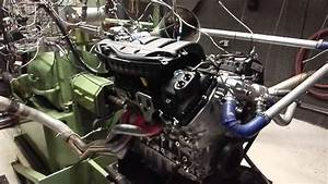Ford Mustang V6 3 7l  On Our Dyno For The Superteam Buggy