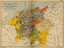 Germany at the Accession of Charles V | CosmoLearning History