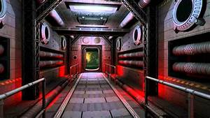 Sci-fi Corridor Sample Map
