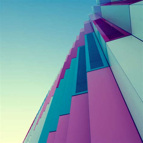 Abstract Shapes Architecture by Geometric Architecture Captures Nick Frank Photography