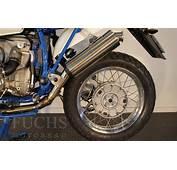 Fuchs Motorrad  Bikes BMW R 80 GS Mahle White Power 4