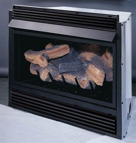 vent  gas fireplace insert  remote control