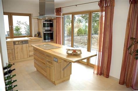 moderne küchen aus massivholz pfister massivholzk 252 chen k 252 chenbilder in der k 252 chengalerie