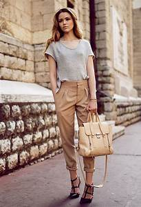 15 Fashionable and Comfortable Outfit Ideas with Baggy Pants - Pretty Designs