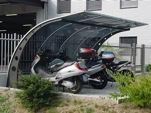 Abri Moto Bois : abri moto ~ Melissatoandfro.com Idées de Décoration