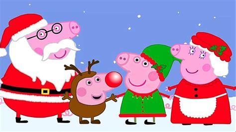 Christmas With Peppa Pig, Christmas Family Peppa Pig