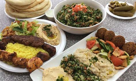 med cuisine mediterranean food fattoush mediterranean grill groupon