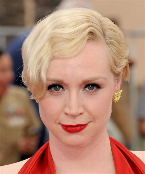 gwendoline christie hairstyles hair cuts  colors