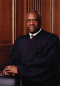 Justice Clarence Thomas invokes slavery in dissent on gay ...