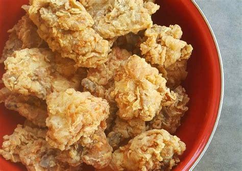 Walaupun begitu, belajar teknik yang benar adalah salah satu cara yang tepat. Resep Ayam goreng tepung oleh Xander's Kitchen - Cookpad