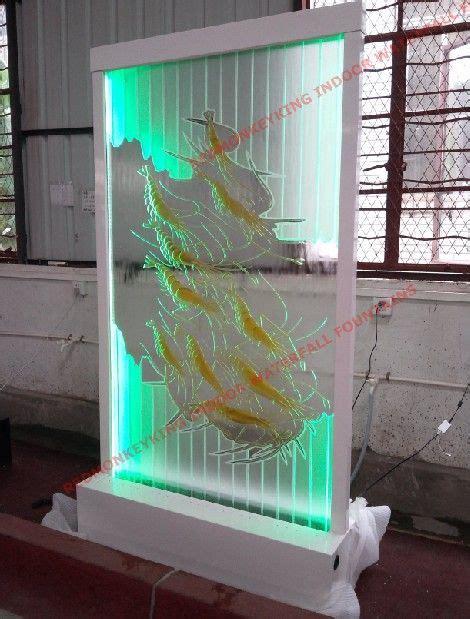 pin  biswajit pal  fountaincellar indoor waterfall