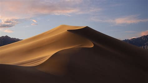 wallpaper macos mojave day dunes wwdc   os