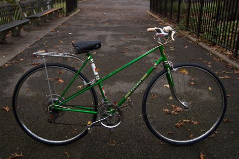 Vintage Peugeot Road Bike by 51cm Vintage Peugeot S Mixte Road Bike Classified Ad