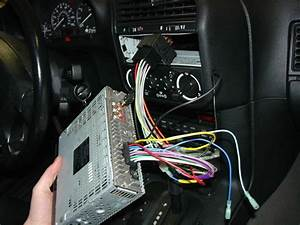 Bmw E30  E36 Radio Head Unit Installation