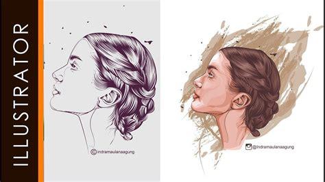 adobe illustrator tutorial  art coloring  tools