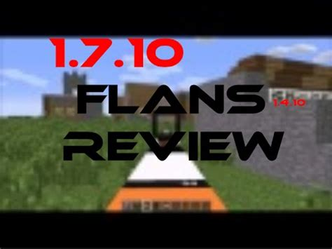 Minecraft  1410 Flans Mod Review  1710 Youtube