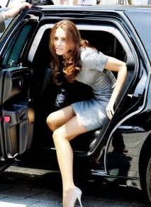 Kate Middleton Getting Out of Car