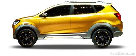 Datsun Cross Picture by Yellow Datsun Go Cross Image Car Pictures Images