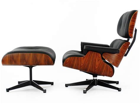 fauteuil lounge eames bois de