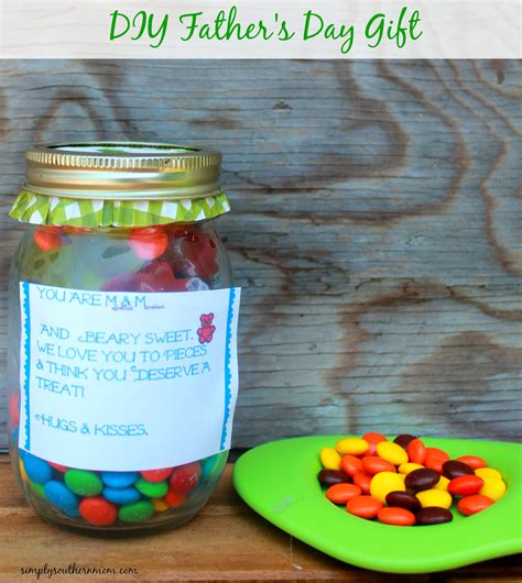 fathers day diy gifts diy father s day candy jar simply southern mom