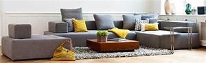 Sofa Grau Günstig : graue sofas ecksofas g nstig online kaufen fashion for home ~ Watch28wear.com Haus und Dekorationen