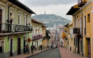Old Town Quito-Ecuador
