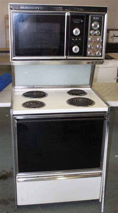Herd Ofen Kombination by Electric Stove Microwave Combo