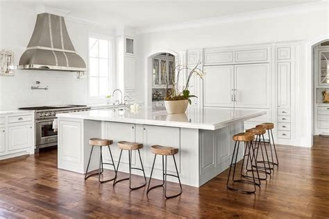 kitchens without cabinets big lots kitchen island beautiful kitchen features an oversized island topped with
