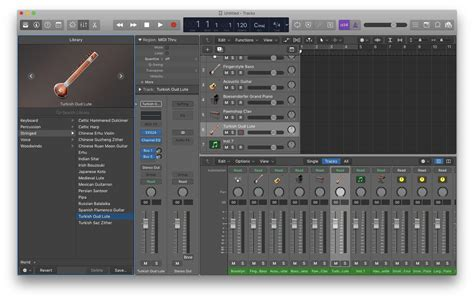 logic pro x apple logic pro x for mac review rating pcmag