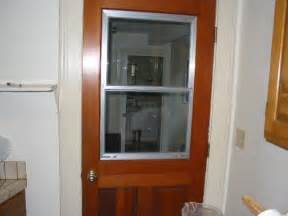 Kitchen Entry Doors with Window