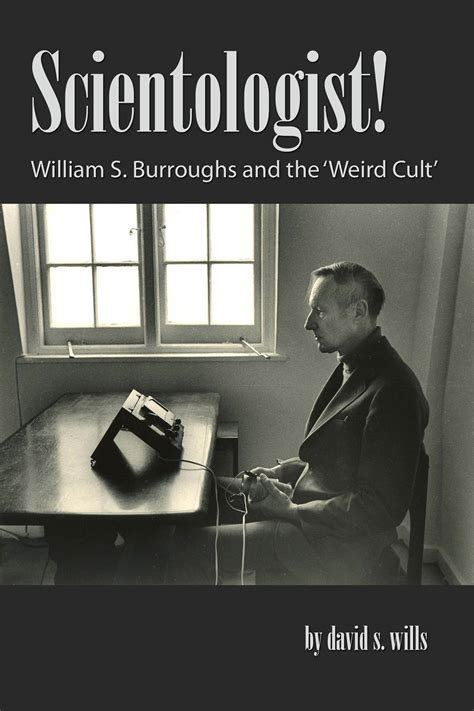 william  burroughs scientologist