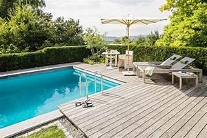 Kleiner Garten Mit Pool Gestalten : garten mit pool gestalten ~ Markanthonyermac.com Haus und Dekorationen