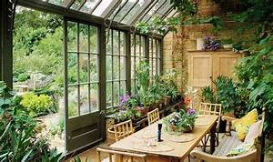 Jardin D Hiver Veranda : am nagez votre v randa en jardin d 39 hiver ~ Premium-room.com Idées de Décoration