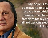 Russell Means's quotes, famous and not much - QuotationOf ...