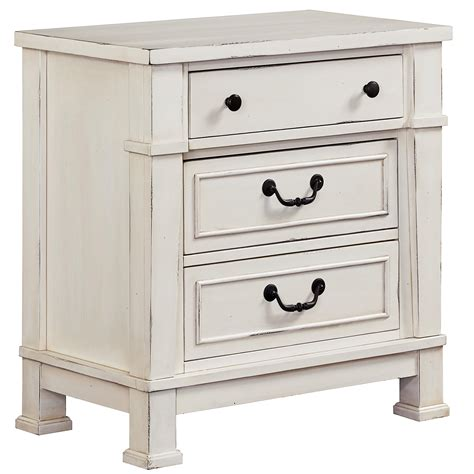 standard furniture chesapeake bay  vintage white