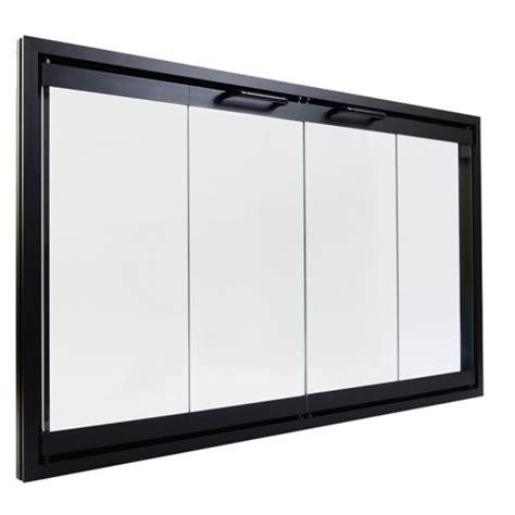 replacement fireplace doors heatilator replacement fireplace doors with clear