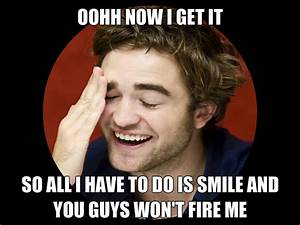 Rob Meme - Robert Pattinson Fan Art  33139518